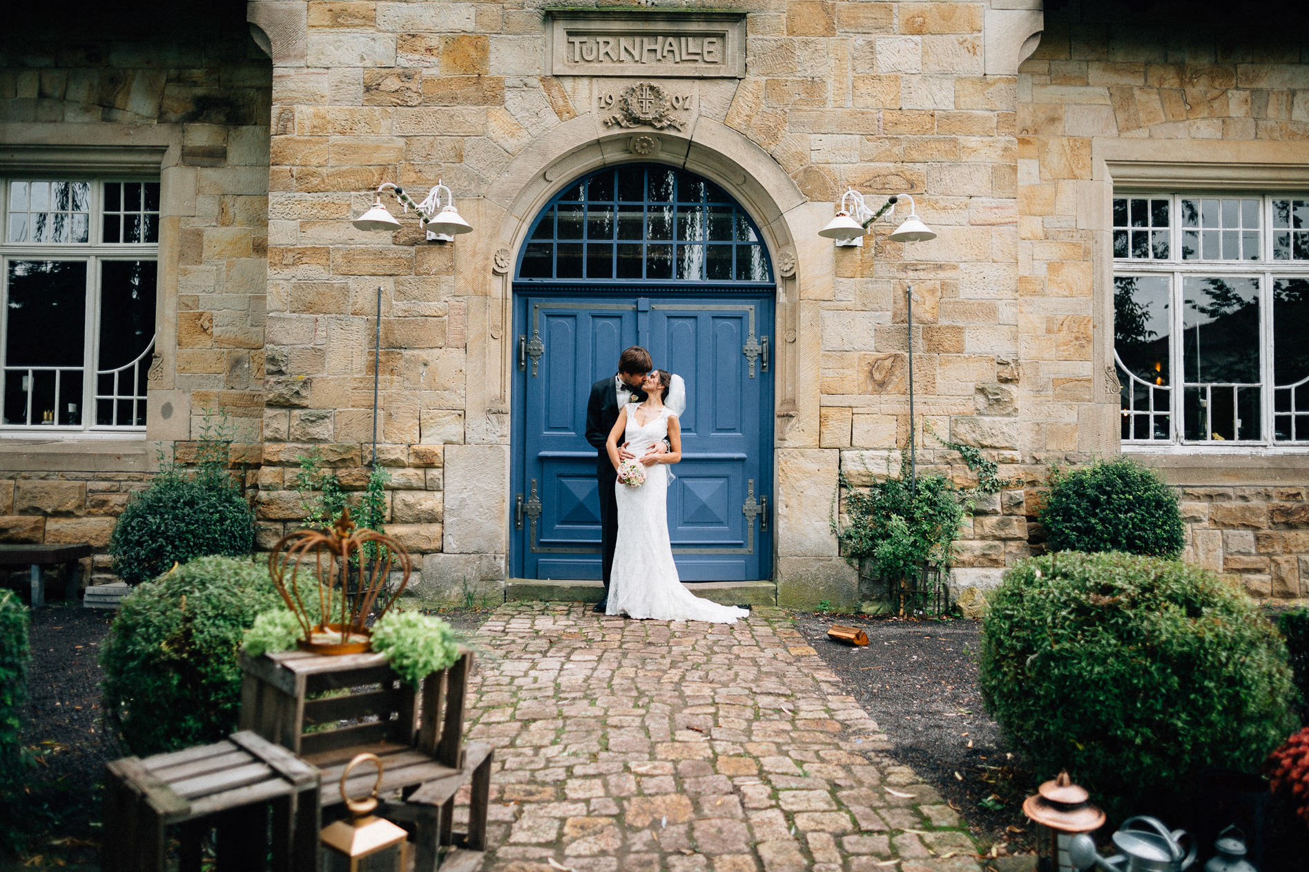 Hochzeit Alte Festhalle Flonheim - Knippslicht Fotografie